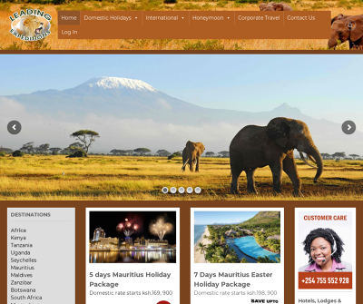 African Adventure Leading Expeditions Kenya Tanzania Safaris with specials for Kenya safaris