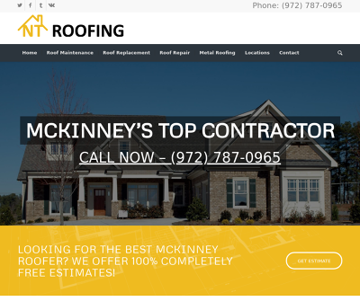 NT Roofing Services