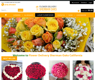 Flower Delivery Sherman Oaks CA