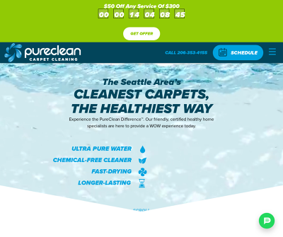 PureClean Carpet Cleaning