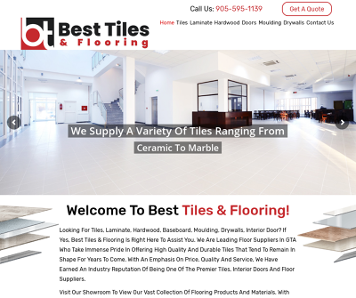 Best Tiles And Flooring