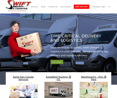 Swift Delivery and Logistics