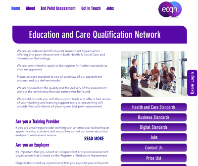The Education and Care Qualifications Network