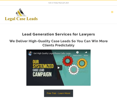 Legal Case Leads
