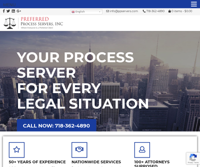 Preferred Process Servers, Inc