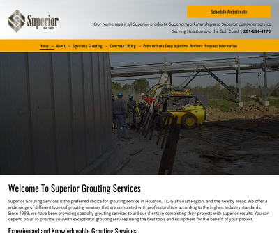 Superior Grouting Services Inc