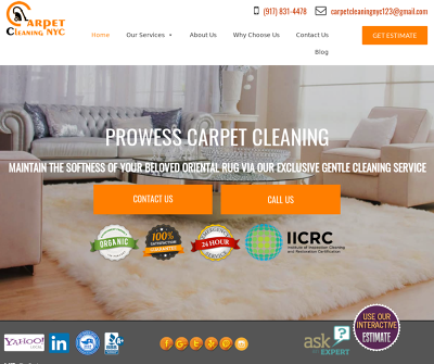 Carpet Cleaning NYC Intensive care for your Luxurious Rugs and Upholstery Products