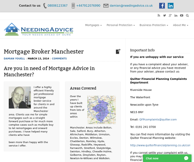 mortgage broker Manchester