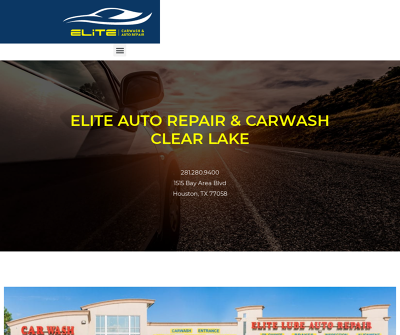 Elite Car Wash & Auto Care