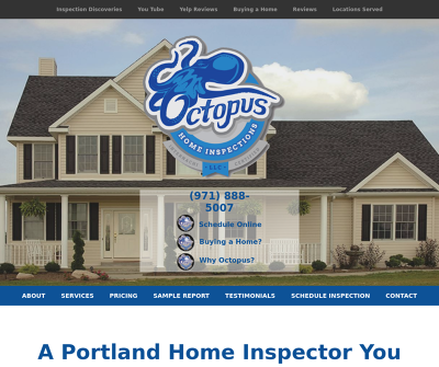 Octopus Home Inspections