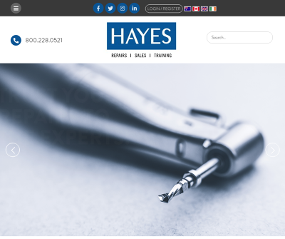 Hayes Handpiece Franchises