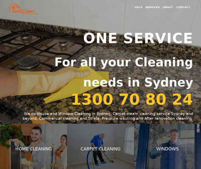 Gold Clean Cleaning Services