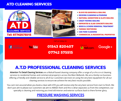ATD Cleaning Services
