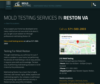 Professional Mold Testing & Inspection Services
