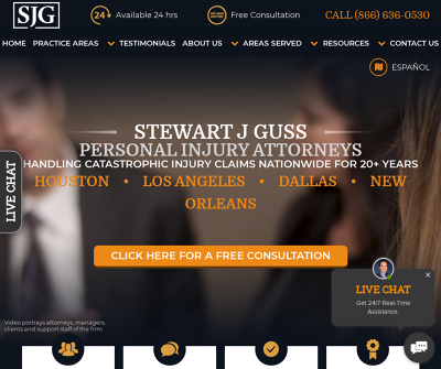 Stewart J. Guss, Attorney At Law