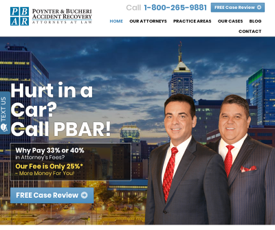 Poynter & Bucheri, LLC personal injury attorneys