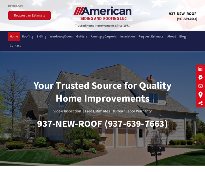 American Siding And Roofing, LLC