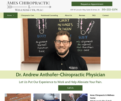 Ames Chiropractic & Wellness Center PLLC