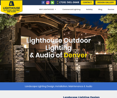 Lighthouse® Outdoor Lighting of Denver
