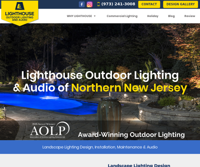 Lighthouse® Outdoor Lighting of Northern New Jersey