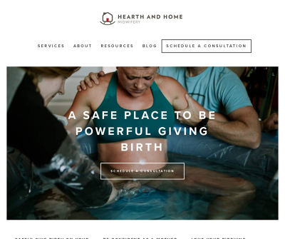 Hearth and Home Midwifery