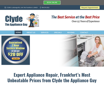 Clyde the Appliance Guy: Appliance Repair Frankfort