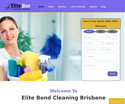 Elite Bond Cleaning Brisbane | End of Lease Cleaning Brisbane