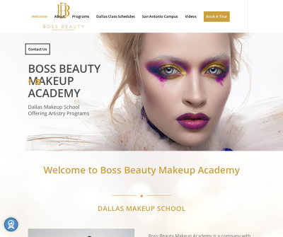 Boss Beauty Makeup Academy