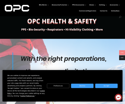 OPC Industrial Ltd.