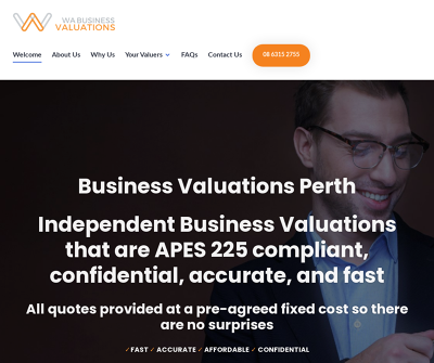 WA Business Valuations Perth