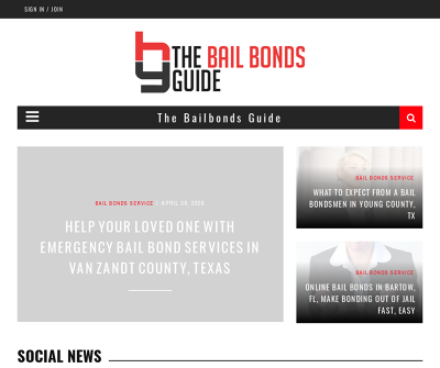 The bail bonds guide