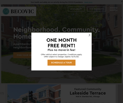 Becovic | Chicago Northside Apartments
