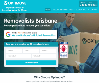 Optimove Removals