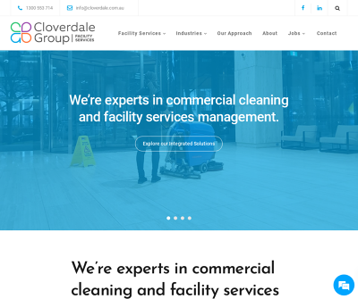 Cloverdale Facility Services