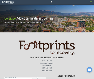 Footprints to Recovery Colorado