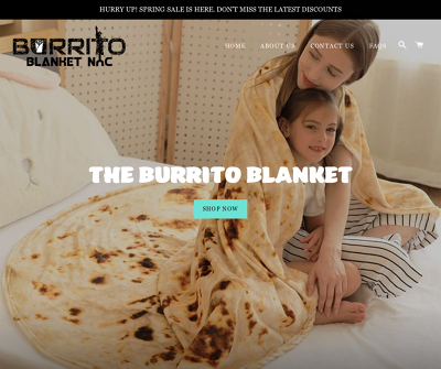 Tortilla Blanket NYC