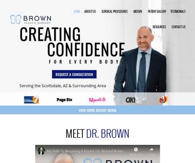 Brown Plastic Surgery | Creating Confidence for Every Body