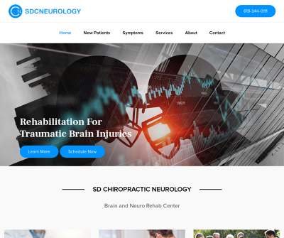 San Diego Chiropractic Neurologist | Concussions | Migraines | ADHD | Autism
