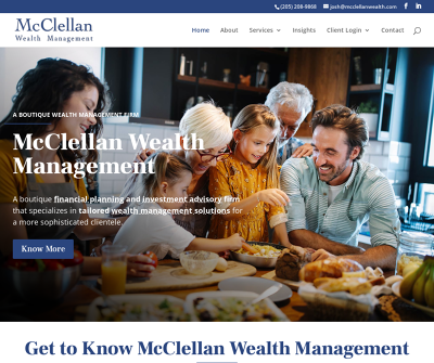 McClellan Wealth