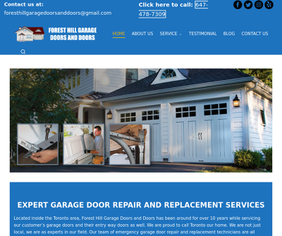 Forest Hill Garage Doors And Doors