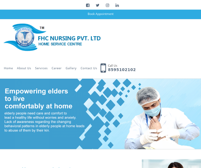 Home Care Nursing Bureau Agency Services At Home In Delhi, NCR