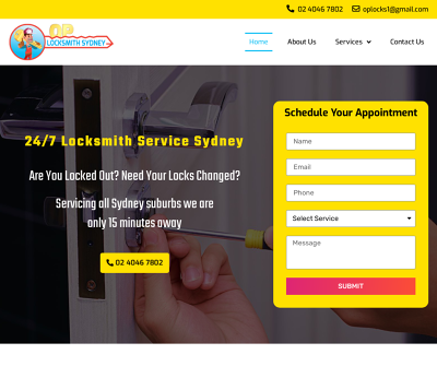 Locksmith Service Sydney | OP Locksmith