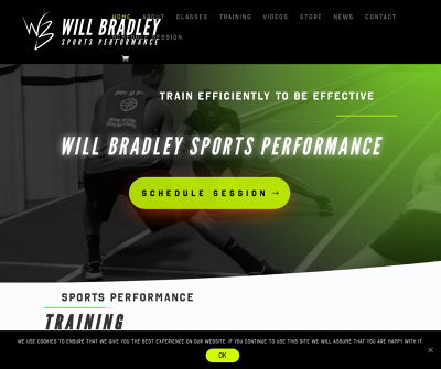 Will Bradley Sports Performance