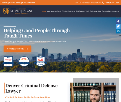 SJP Law Offices of Steven J. Pisani | Criminal Defense Lawyers