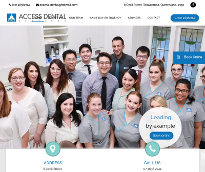 Access Dental Services | Endodontics, Extractions, General and Cosmetic Dentistry