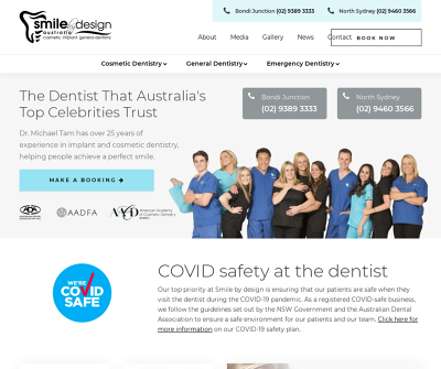 Smile by Design | Australia, Cosmetic, Implant, General Dentistry