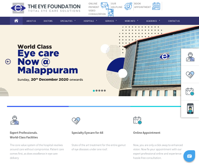 The Eye Foundation | Lasik Eye Surgery