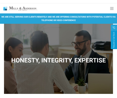 Mills & Anderson Law Group | Family Law, Divorce, Protective Orders, Business Law
