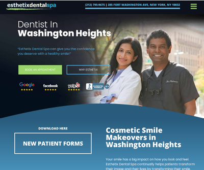 Esthetix Dental Spa | Dentist, NYC's Dental Implant & Cosmetic Specialist