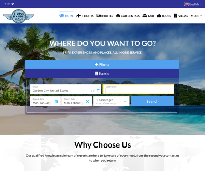 Always Sensible Deals | Trips, Experiences, and Places All In One Service